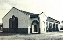 Eerste kerkgebou